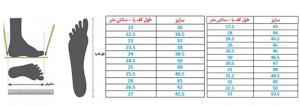 کفش طبی و پیاده روی مردانه کریویت crivit ian302535-تصویر 2