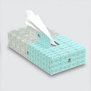 دستمال کاغذی 200 برگ توژال