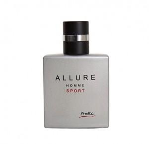 عطر مینی مردانه آنیکا Anika مدل ALLURE HOMME SPORT-تصویر 2