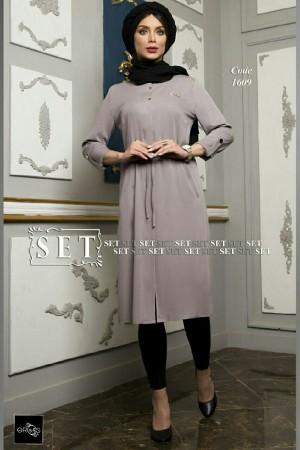 مانتو رسمی مدل لعیا-تصویر 3