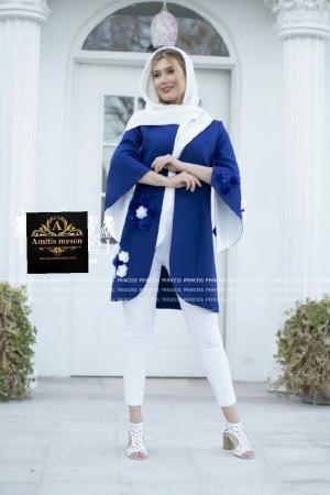 مانتو عید مدل شکوفه