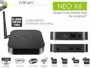 MINIX NEO X6 | اندروید باکس مینیکس-تصویر 2