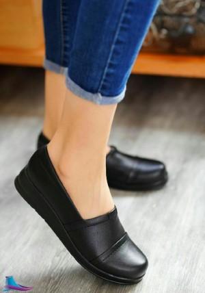 کفش راحتی تکه دوزی