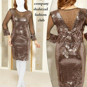 لباس مجلسی نگار-تصویر 2