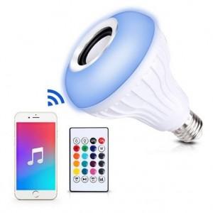 اسپیکر بلوتوث طرح لامپ WS-675-تصویر 3