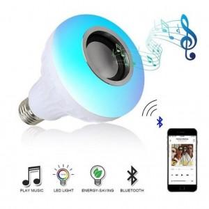 اسپیکر بلوتوث طرح لامپ WS-675