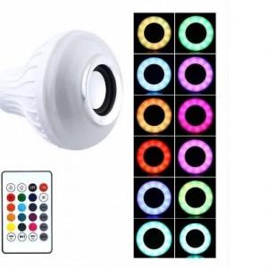 اسپیکر بلوتوث طرح لامپ WS-675-تصویر 4