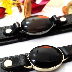 ست دستبند مردانه و زنانه عقیق-تصویر 3