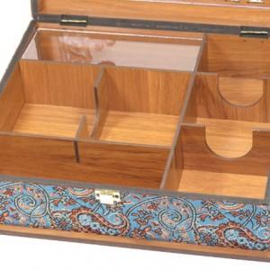 جعبه پذیرایی و دمنوش و کادویی لوکس باکس کدLB54-تصویر 5