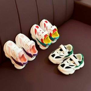 کفش اولین پیاده روی کتانی-تصویر 2