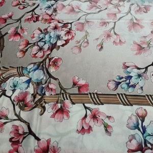 روسری نخ ابریشم گارزا ارکیده 122-74-تصویر 4