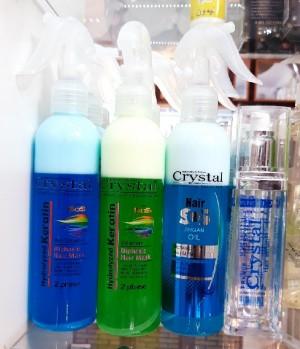 ماسک مو دوفازه سبز کریستال CRYSTAL-تصویر 2