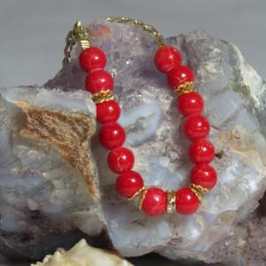 دستبند سنگ دخترانه-تصویر 2