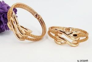 دستبند طرح طلا ژوپینگ-تصویر 2