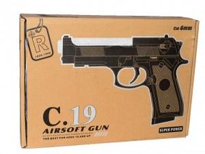 کلت فلزی مدل کلت C19-تصویر 2