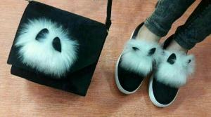 ست کیف و کفش خرگوشی