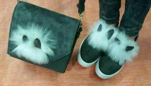 ست کیف و کفش خرگوشی-تصویر 3
