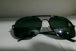 عینک آفتابی طرح ری بن