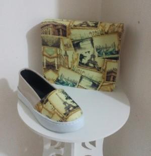 کیف و کفش سنتی-تصویر 2