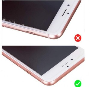 محافظ صفحه نمایش مدل نانو گلس مناسب برای گوشی موبایل هواوی g8-تصویر 3