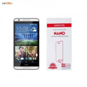 محافظ صفحه نمایش مدل نانو گلس مناسب برای گوشی موبایل htc d820