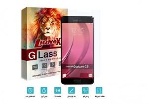 محافظ صفحه نمایش مدل نانو گلس مناسب برای گوشی موبایل سامسونگ c5-تصویر 3