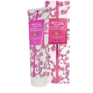 کرم مرطوب کننده با رایحه شکوفه گیلاس