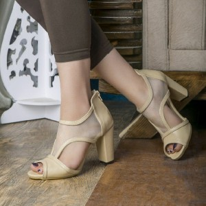 کفش مجلسی توری-تصویر 3