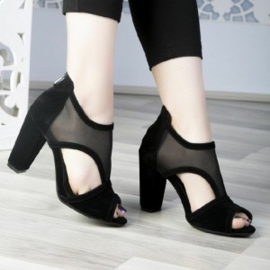 کفش مجلسی توری