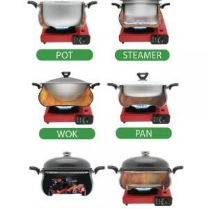 سرویس غذاپز همه کاره مدل۸پارچه ۸,نفره-تصویر 3