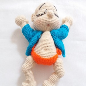 عروسک نی نی خوابالو-تصویر 2
