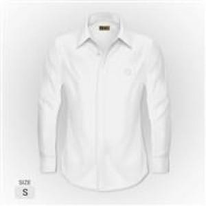 پیراهن سفید سایز M