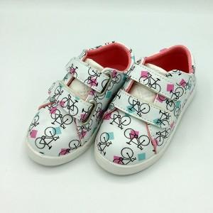 کفش دخترانه طرح دار