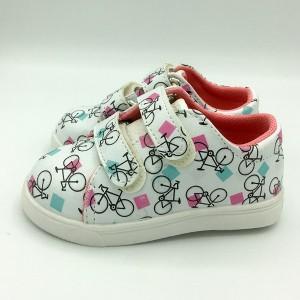 کفش دخترانه طرح دار-تصویر 4