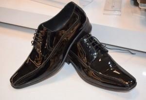 کفش چرم تبریز(ورنی)-تصویر 2