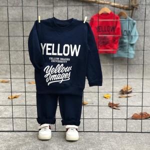 بلور شلوار Yellow images-تصویر 3
