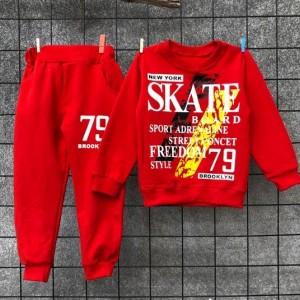 بلوز شلوار Skate-تصویر 2
