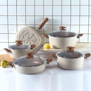 سرویس پخت و پز 10پارچه اویز مدل سوینگ