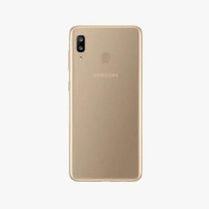 موبایل سامسونگ A10 با گارانتی- رنگ طلایی- ظرفیت 32 گیگابایت