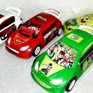 ماشین 206 اسباب بازی پلاستیکی-تصویر 2