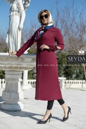 مانتو مازراتی جدید زنانه مدل آنیسا-تصویر 3