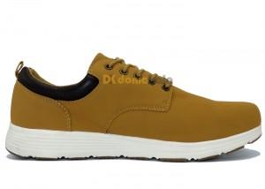 کفش چرم نبوک مردانه لیورجی Livergy ian301874