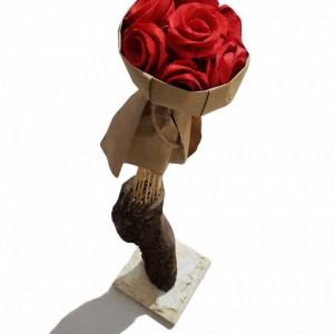دکوری دست ساز نماد عشق و زندگی + هدیه-تصویر 4