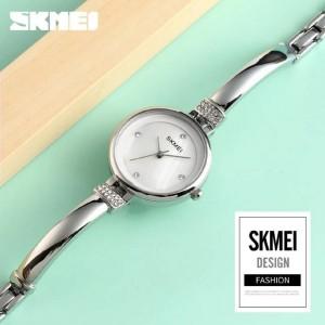ساعت دستبندی زنانه SKMEI New collection  Model no:1409 for women 2020-تصویر 2