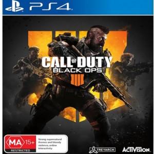بازی Call of Duty Black Ops 4 ظرفیت سوم