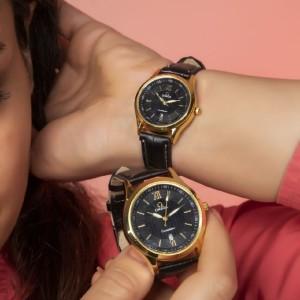 ست ساعت زنانه و مردانه امگا