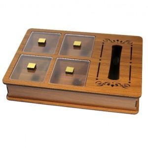 جعبه پذیرایی لوکس باکس مدل LB12-تصویر 4