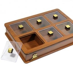 جعبه پذیرایی و شکلات خوری لوکس باکس مدل LB11-تصویر 2