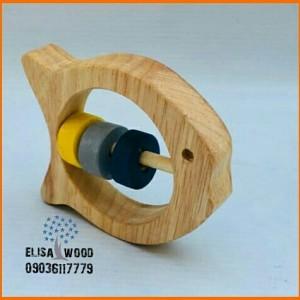 جقجقه چوبی