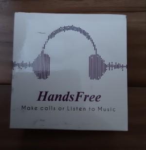 هندزفری حلزونی Hands Free _ modl i7-تصویر 3
